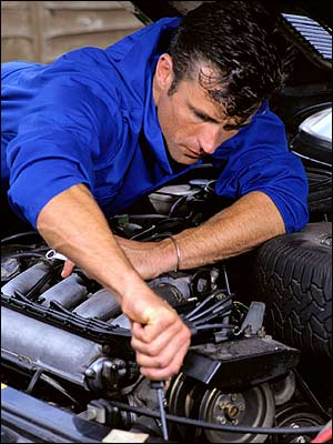 damage repair and maintenance